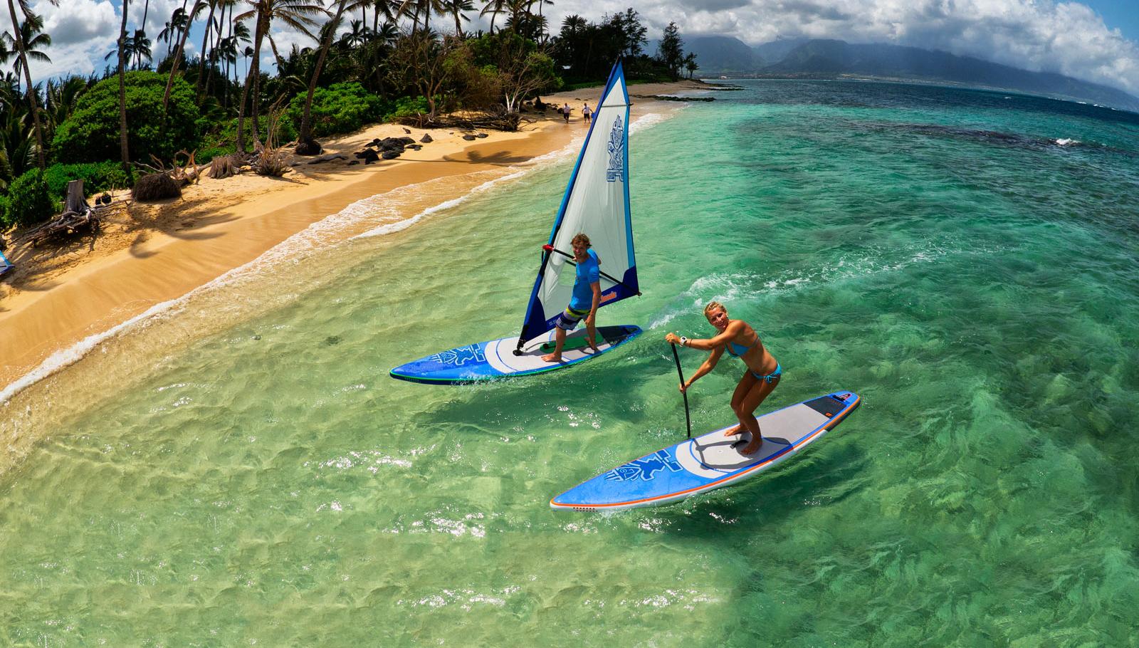 Outdoor Station - Izposoja opreme za vodne športe - SUP deske, vesla, dodatni, surf oprema ...